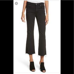 Joan Crop Flare Jeans